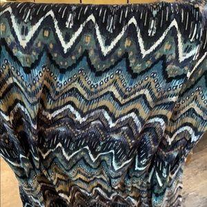 Super cute long maxi skirt